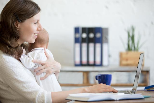 Pracující matka
