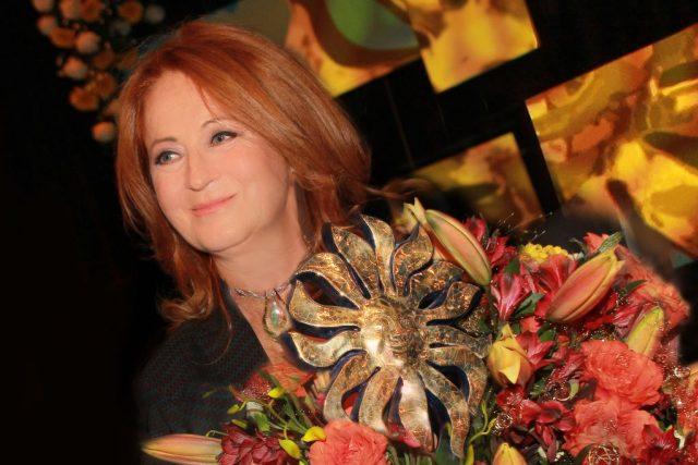 Simona Stašová je Šarmantní osobností roku 2016 | foto: Ivana Lukavská