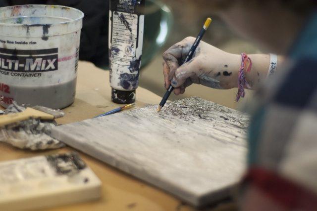 Tvorba - umělecká tvorba