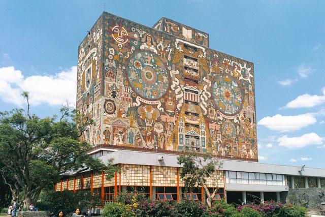 Mexická národní autonomní univerzita v Mexico City