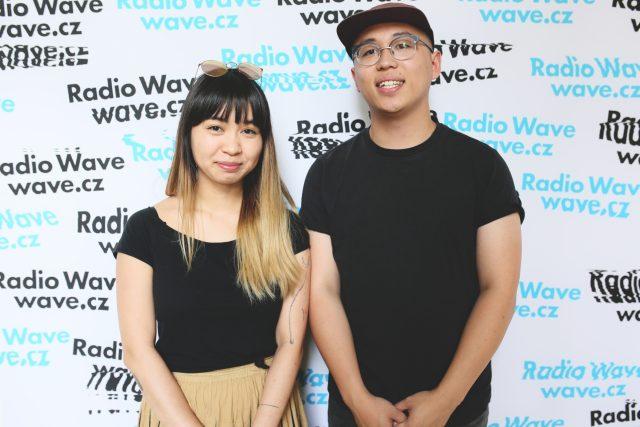Diana Cam Van Nguyen a Dužan Duong, mladí filmaři