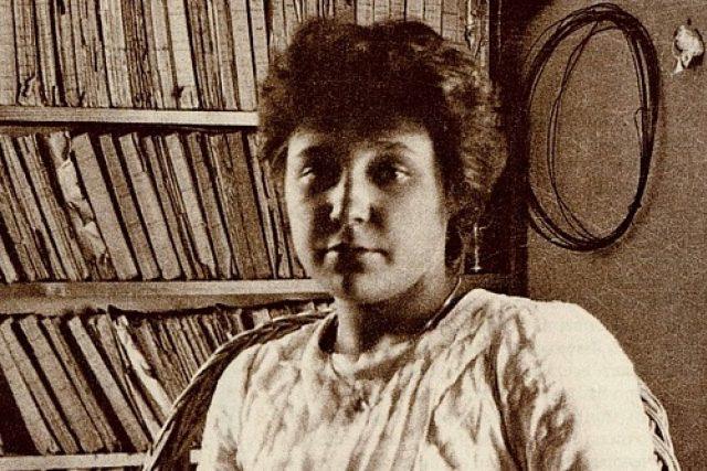 Max Vološin: Marina Cvětajevová (1911)