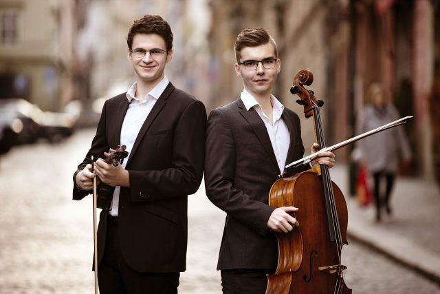 Duo Mráček Pěruška | foto: Pavel Horák