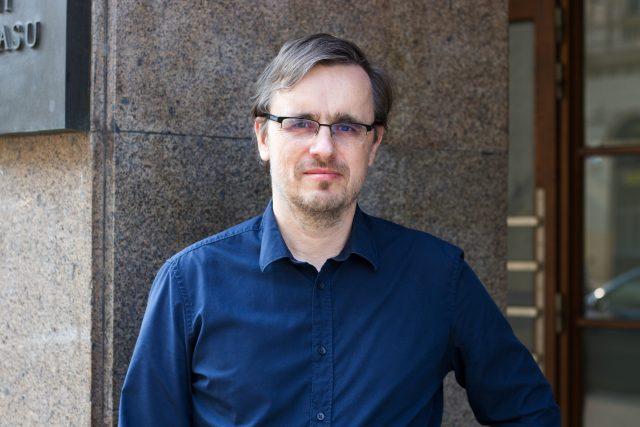 Martin Pokorný | foto: Michael Erhart,  Český rozhlas