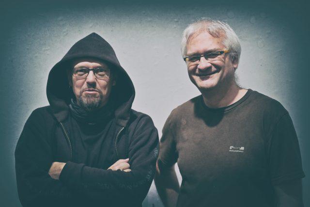 Roman Polášek a Martin Popelář