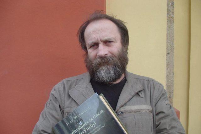 Básník Ivan Wernisch