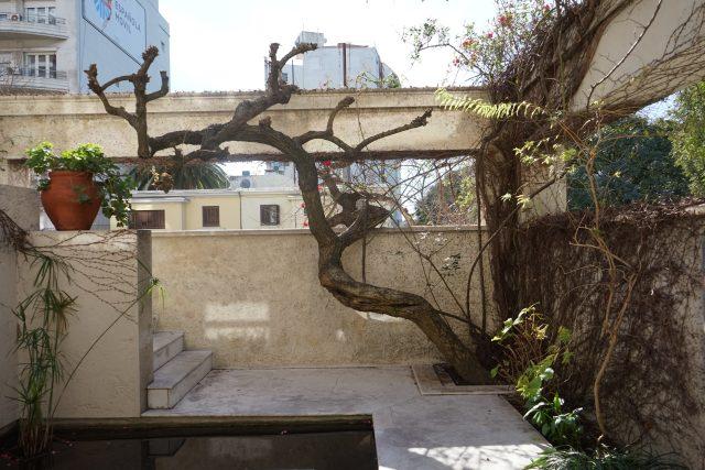 Vlastní dům architekta Julia Vilamaja Echenize v Montevideu