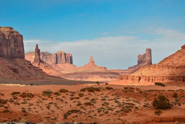 Arizona Monument Valley | foto: Ganapathy Kumar,  Unspalsh