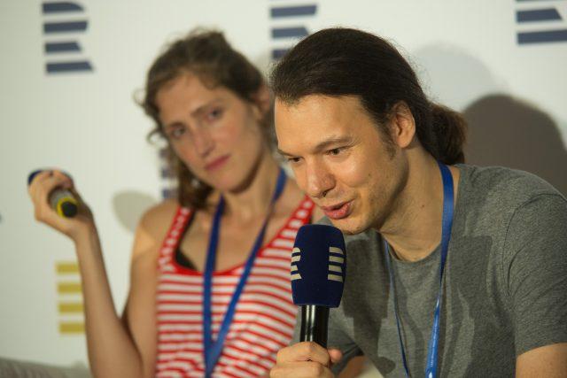 Bohdan Karásek | vysílání ArtCafé z LFŠ 2020