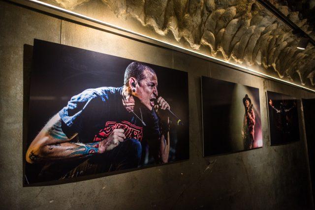 Výstava fotografií v pražském Rock Café: Milan Říský – Live