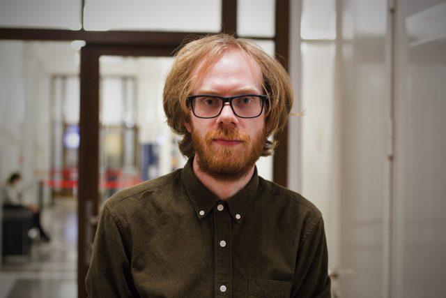 Jindřich Janíček,  ilustrátor | foto: Michael Erhart,  Český rozhlas