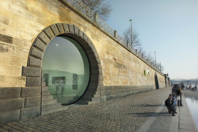 Revitalizace pražské náplavky, kobka 6