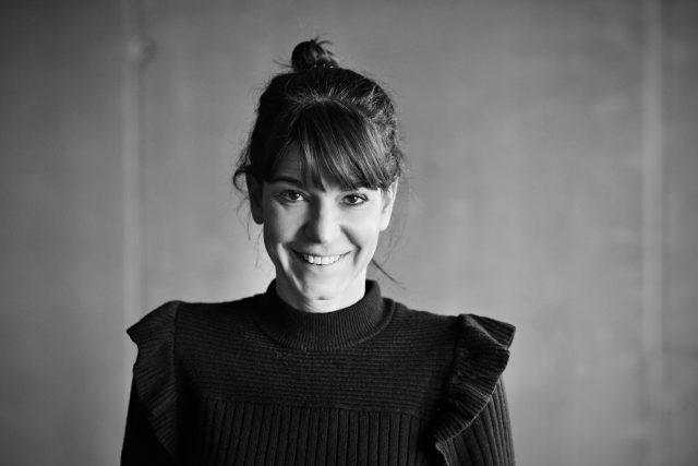 Česká fotografka Alžběta Jungrová