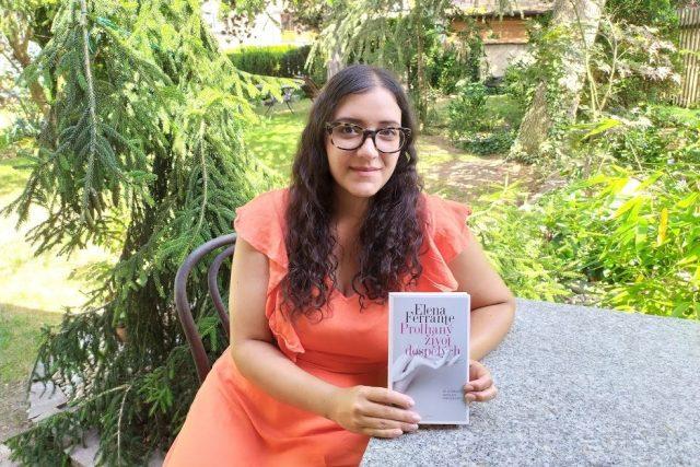 Překladatelka Sarah Baroni navazuje na práci své pedagožky Alice Flemrové. | foto: Nakladatelství Prostor