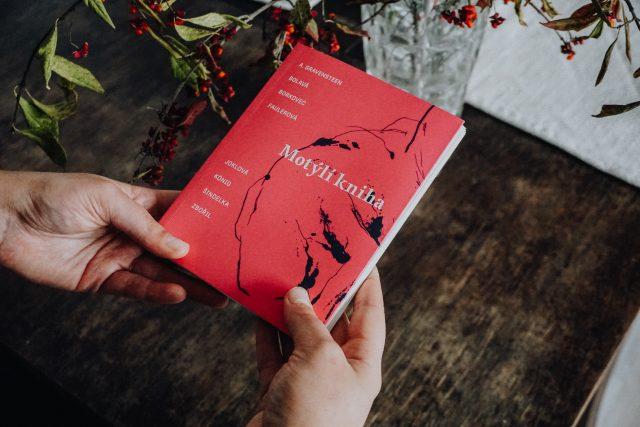 Povídkový svazek Motýlí kniha