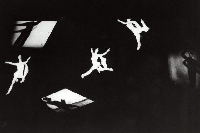 Polyekran,  Brusel,  1958 | foto: archiv Josef Svoboda – scénograf,  o.p.s.