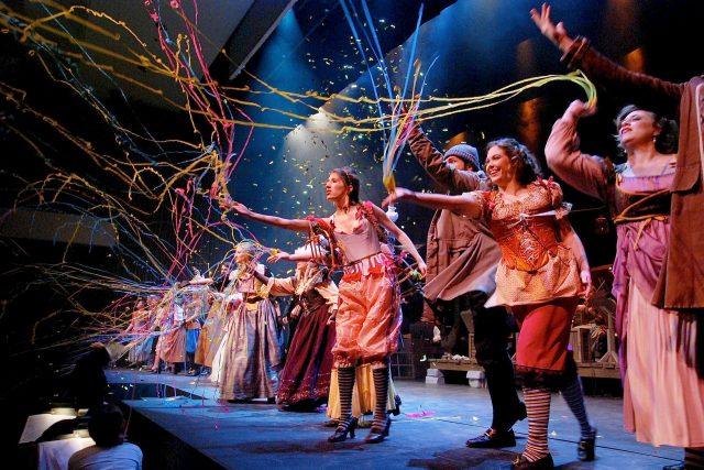 25. ročník festivalu Divadlo evropských regionů má připraven bohatý program (ilustrační foto)