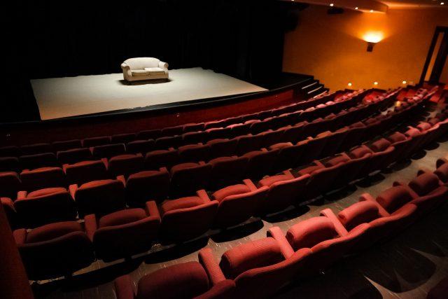 Divadlo bez diváků