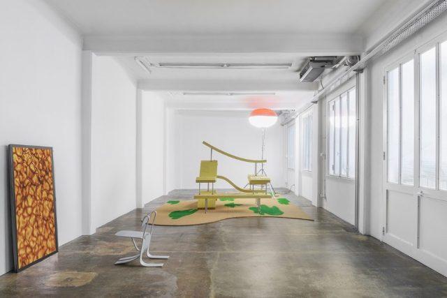 Expozice Soft Baroque: Sun City | foto: Delfino Sisto Legnani,  Galerie Marsèll