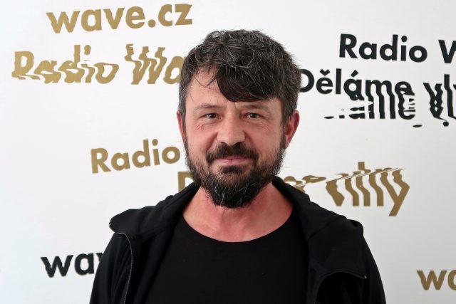 Václav Jirásek z umělecké skupiny Bratrstvo