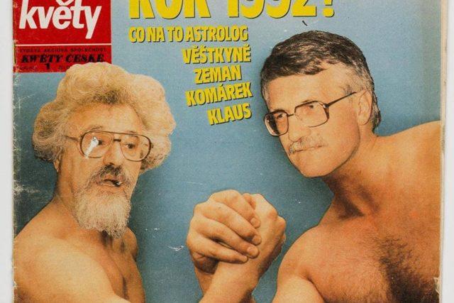 Obrazy konců dějin | Česká vizuální kultura 1985–1995 | UPM