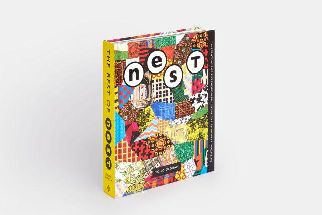Obsáhlá kniha věnovaná časopisu Nest | foto: Archiv Phaidon