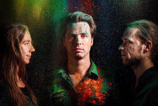 Pulsar Trio 2020 | foto: Benjamin Maltry,  www.pulsartrio.de