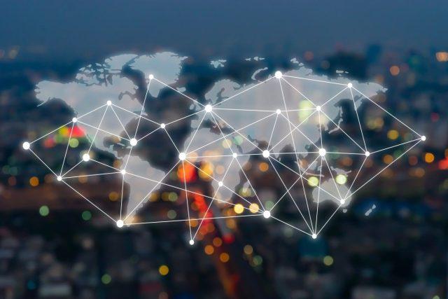 svět, budoucnost, spojení