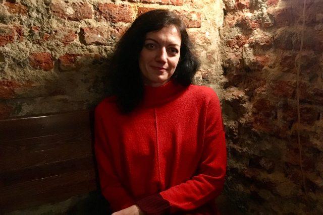 Olina Stehlíková   foto: Jonáš Zbořil,  Český rozhlas