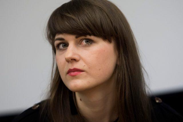 Dokumentaristka Barbora Chalupová