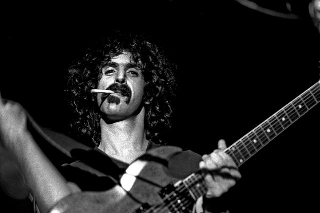 Frank Zappa (& The Mothers Of Invention), September 1973, Musikhalle Hamburg