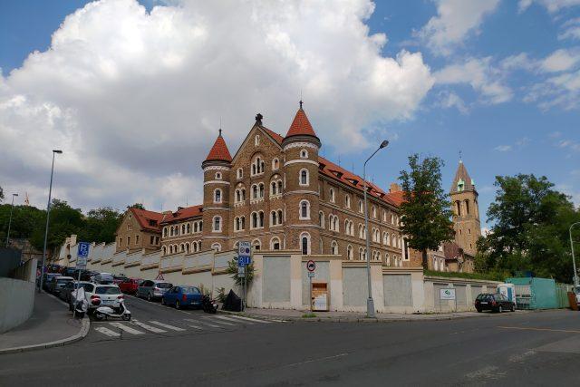 Klášter sv. Gabriela v Praze na Smíchově | foto: Kateřina Havránková
