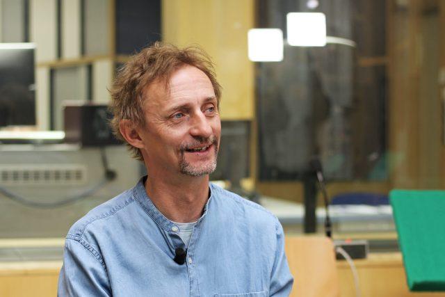 Natáčení hry Misantrop, Kamil Halbich