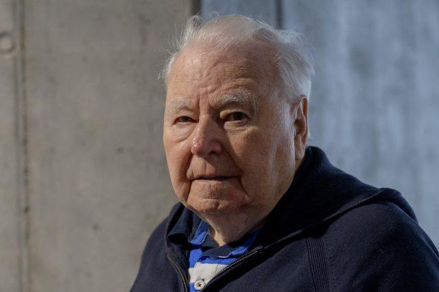 Karel Weinlich v roce 2018