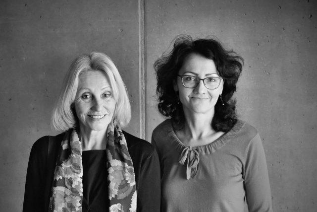 Olga Sommerová a Lenka Nota  | foto: Tomáš Vodňanský,  Český rozhlas