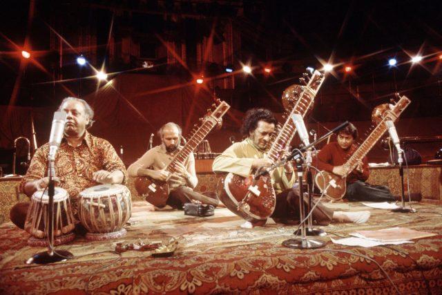 Ravi Shankar | foto: Profimedia