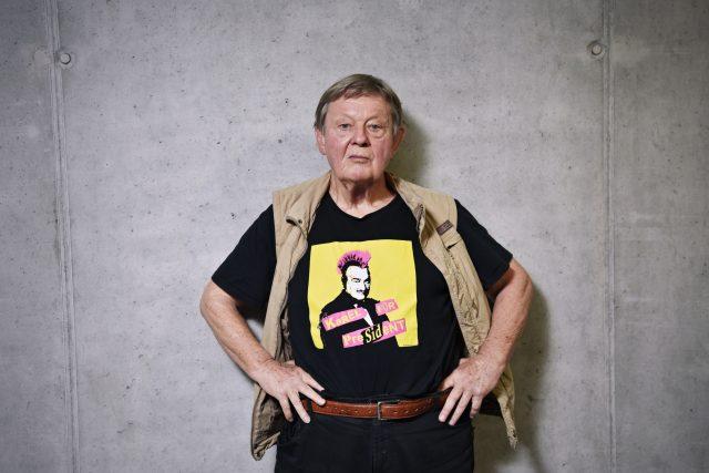 Vladimír Merta v ArtCafé
