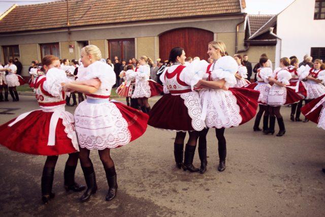 Vesnická tancovačka
