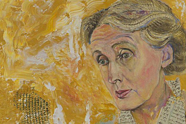 Spisovatelka Virginia Woolfová  (25. ledna 1882 – 28. března 1941) | foto: Profimedia
