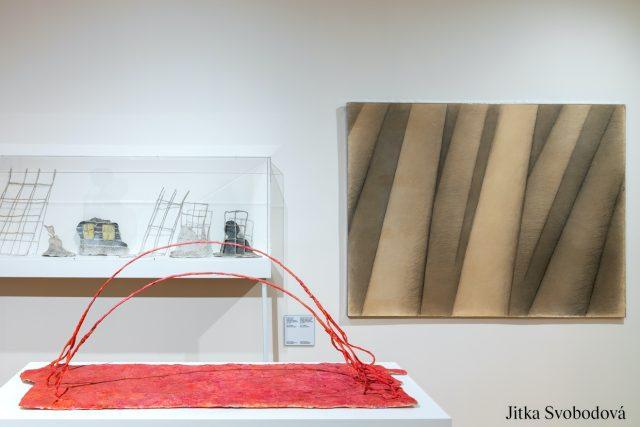 Galerie moderního umění v Hradci Králové připravila nové expozice   foto: Miroslav Podhrázský