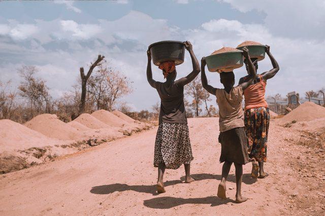 Afrika. Afričané. Ilustrační foto | foto: Fotobanka Unsplash