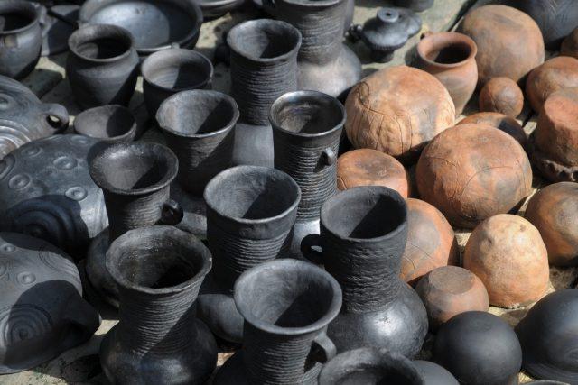 Kurz Keramika jako v pravěku | foto: Petr Toms