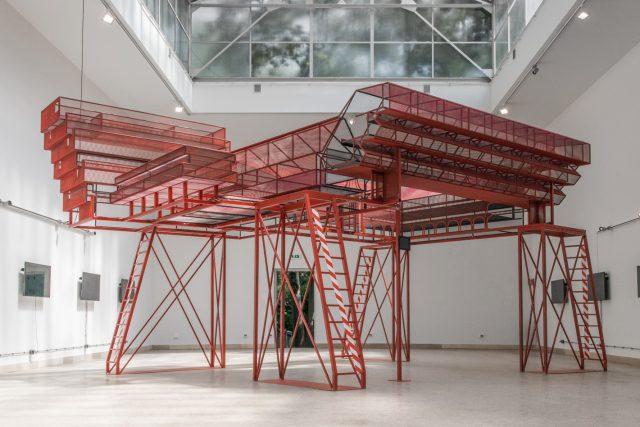 Petr Hájek: Expozice národního pavilonu na světové výstavě La Biennale di Venezia 2016