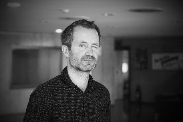 Juraj Horváth,  ilustrátor   foto: Michael Erhart,  Český rozhlas