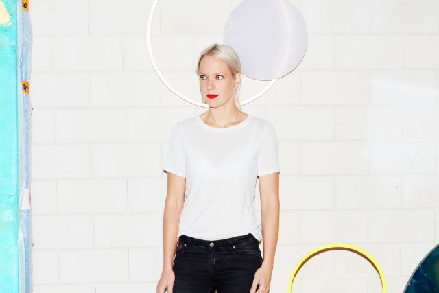 Designérka Sabine Marcelis