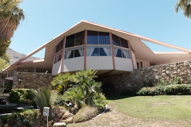 House of Tomorrow v Palm Springs v Kalifornii | foto: Adam Štěch,  Český rozhlas
