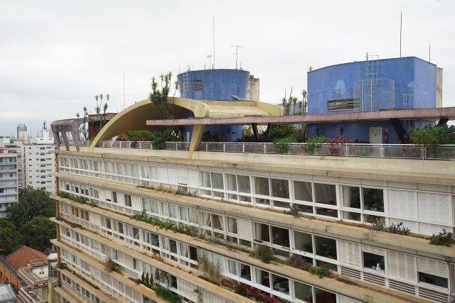 Edifício Bretagne v São Paulu,  projekt João Artacha Jurada | foto: Adam Štěch