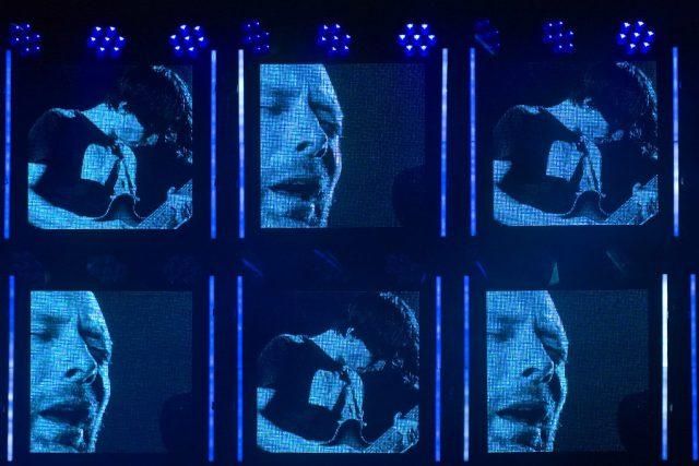 Radiohead 0725 live tour @ Taipei Nangang