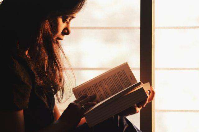 knihy – čtení – četba