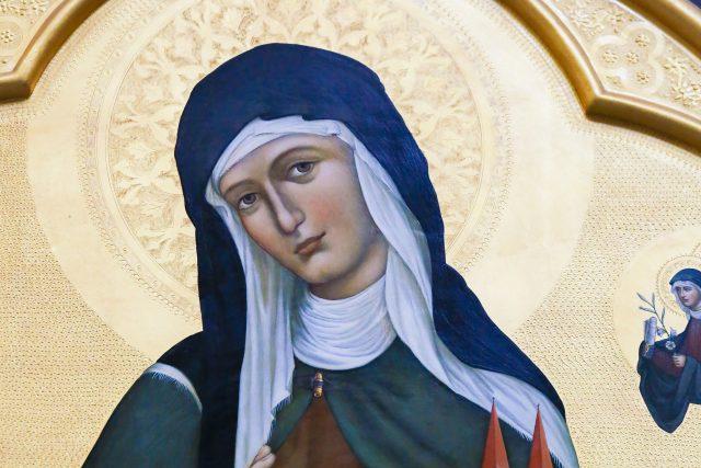 Letos uplyne 1100 let od zavraždění svaté Ludmily,  první české světice | foto: Shutterstock